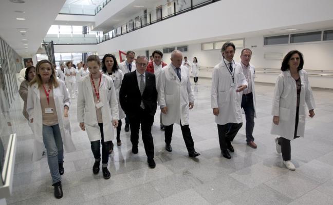 El HUCA, a la vanguardia en la lucha contra el cáncer
