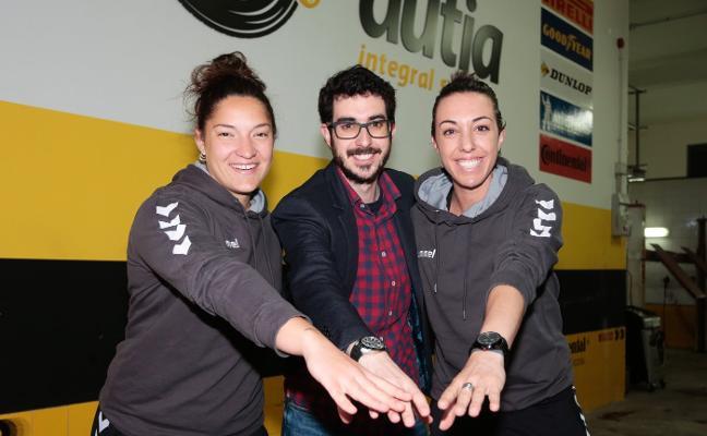Cecilia Cacheda: «Espero luchar por todas las competiciones»
