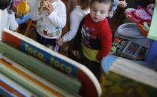 Más de la mitad de las 780 solicitudes para una escuela infantil se queda sin plaza