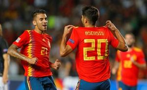 Asensio y Rodri no irán al Europeo sub 21
