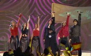 Las diez actuaciones de España en Eurovisión que dejaron huella