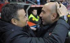 Abelardo, posible relevo de Luis Enrique en la Selección si éste decide no continuar