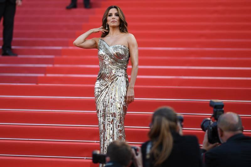 Las más famosas de la alfombra roja de Cannes