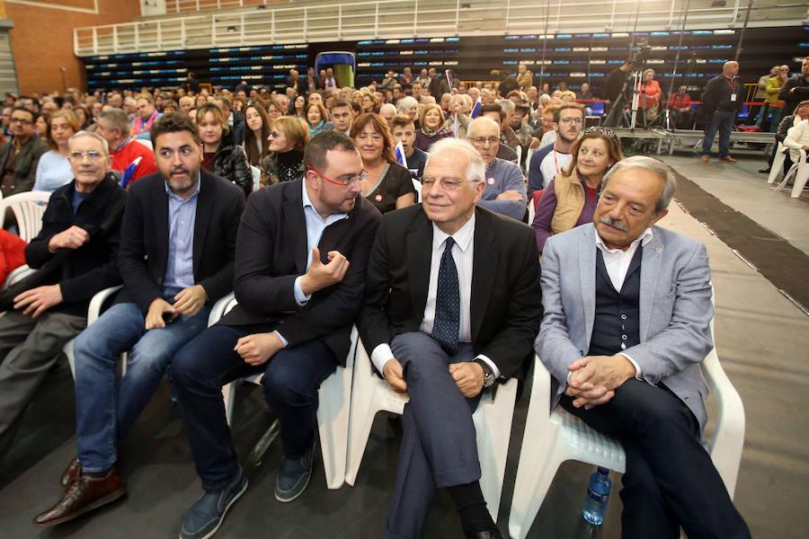 Borrell insiste en ser «europeístas, pero no europearios»