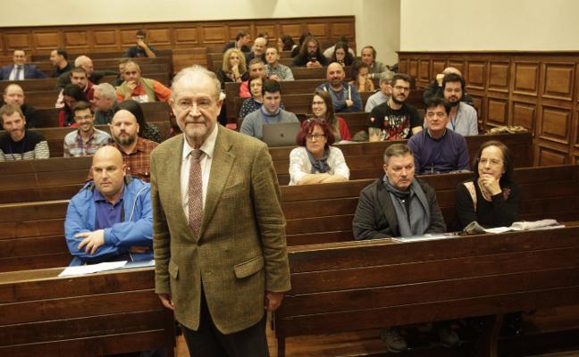La oficialidad, a debate en la Universidad