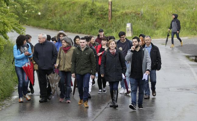 Veinticuatro alumnos de una escuela taller mejorarán las rutas del Camino de Santiago