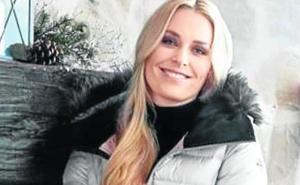 Lindsey Vonn: «Me emociona celebrar este premio y mi cumpleaños con los Reyes en Oviedo»