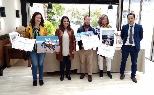 Premios a las fotos de la carrera de caballos