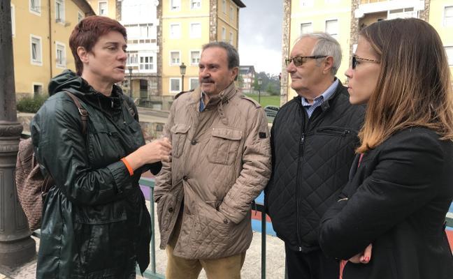 Ciudadanos fijará en un plan las prioridades de mantenimiento de los barrios de Avilés