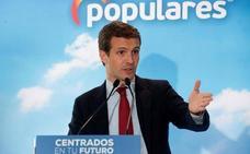 Casado, sobre la investidura de Sánchez: «PP no se abstendrá por un partido que dice que Josu Ternera es un héroe»