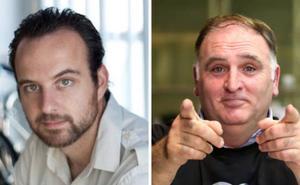 El arquitecto Carlos Fueyo y el cocinero José Andrés, nuevos Mierenses en el Mundo