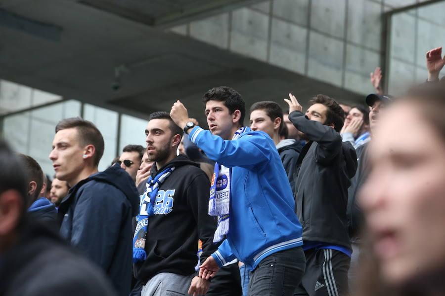 ¿Estuviste en el Real Oviedo 1-0 Numancia? ¡Búscate en el Tariere!