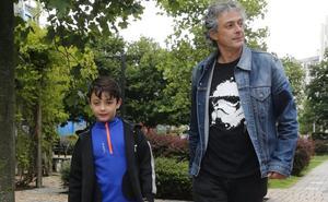 «Mi hijo no puede llegar a su aula debido a un problema de movilidad»