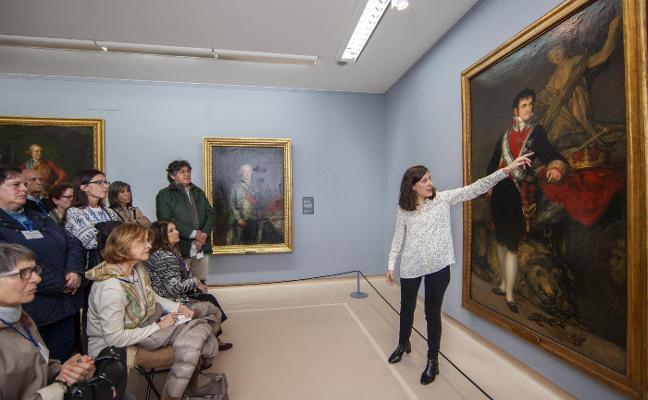 Al mal tiempo, un buen museo