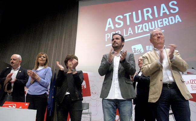 Garzón pide frenar la «corrupción legal» que suponen las privatizaciones