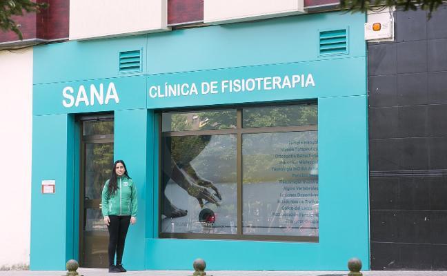 Apertura de la clínica Sana Fisioterapia