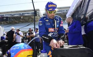 Alonso no correrá las 500 millas de Indianápolis