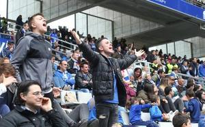 ¿Estuviste en el Real Oviedo 1-0 Numancia? ¡Búscate en el Tartiere!