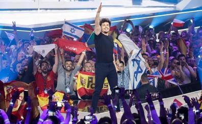 Miki lamenta su puesto en Eurovisión: «Por alguna razón no ha podido ser»