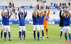 El Oviedo sigue en la pelea por el 'play off'