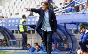 Real Oviedo | Egea: «Estamos capacitados para sumar los 12 puntos»