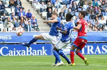 Real Oviedo 1-0 Numancia, en imágenes