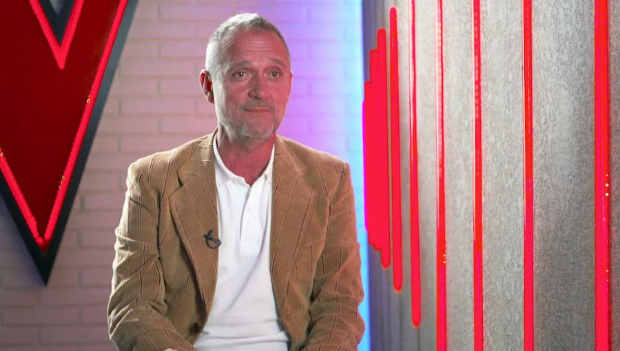 Un antiguo actor de 'Verano Azul' reaparece en 'La Voz Senior'