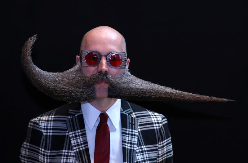 Barbas y bigotes para presumir