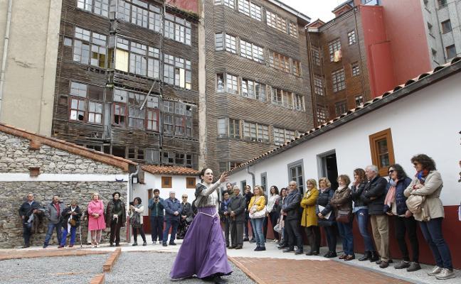 Cuplés y teatro de Abades y Ludi reviven la Ciudadela