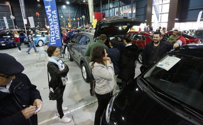 Récord de afluencia y ventas en el VII Salón del Vehículo de Ocasión