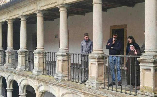 Las Carmelitas empiezan a realizar visitas guiadas diarias en Valdediós