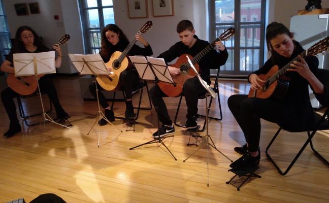 El sexto ciclo de primavera llena de música el Museo Antón