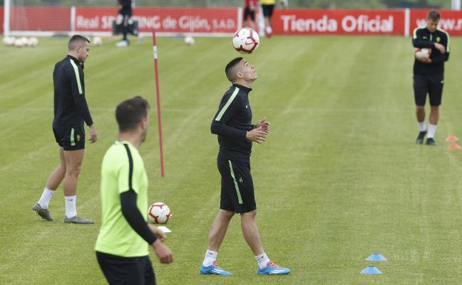 Sporting | Djurdjevic no se toca