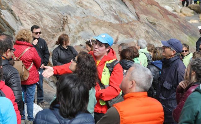 Jornada geológica y de puertas abiertas