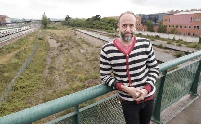 David Alonso propone recrear el Tivoli de Copenhague en el suelo del plan de vías