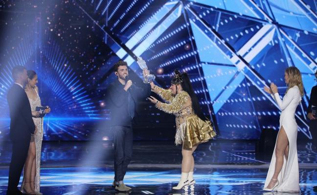 Duncan, el ganador de Eurovisión que superó el acoso escolar
