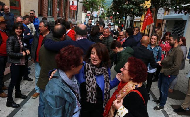 Adriana Lastra afirma que el PSOE siempre pactará «en la órbita» de la izquierda
