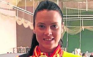 Sheila Posada suma su oro 129 en los nacionales de pista en Pamplona