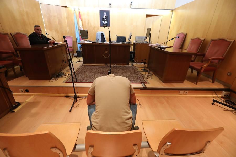 Condenado a cinco años y medio por varios robos con fuerza, conducir sin carné y hurto de vehículo