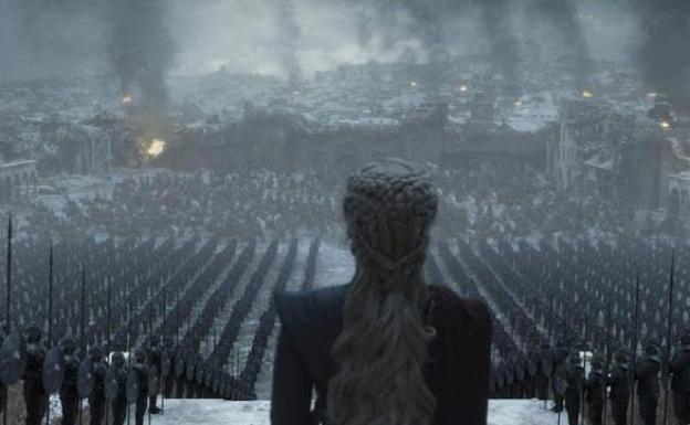 El final de 'Juego de Tronos' logra un récord histórico de audiencia en HBO
