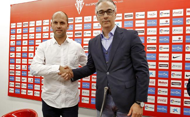 Sporting | Torrecilla refuerza a José Alberto