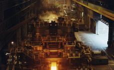 La mayor parada de Arcelor en siete años afectará a 400 empleados durante una semana