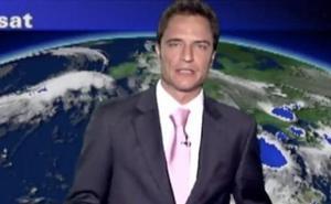 Carlos Cabrera, uno de los presentadores del tiempo de Telecinco, muere a los 45 años
