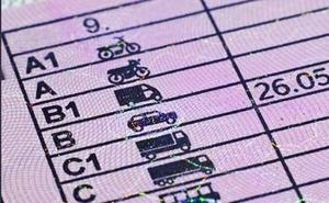DGT: no habrá cambios inmediatos en el carné de conducir