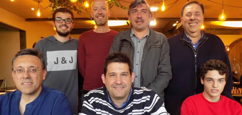 El Grupo Covadonga gana el regional de ritmo rápido