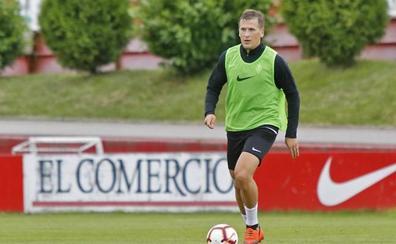 Sporting | Lod: «¿El futuro? Como todos los futbolistas quiero jugar más»