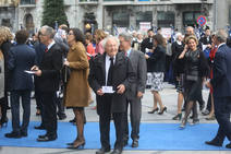 Eduard Punset, el divulgador fiel a los Premios Princesa de Asturias