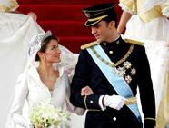 Los quince años de matrimonio de los Reyes
