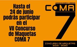 Concurso de maquetas COMA 7