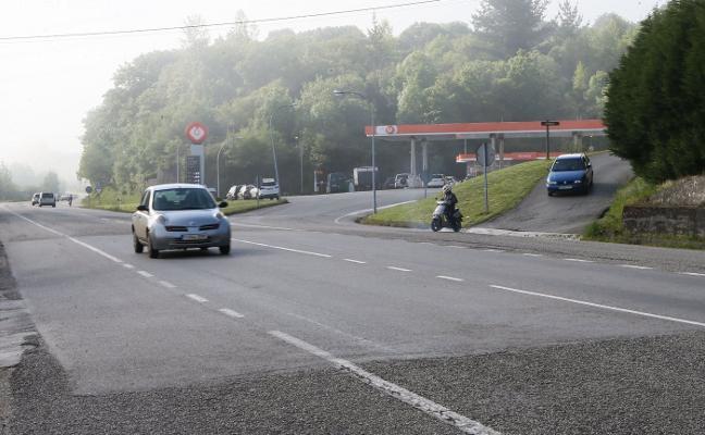 El Ayuntamiento instará al Estado a arreglar la N-634 a su paso por Nava